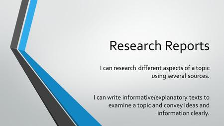 Argument Research Essay