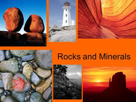 Rocks and Minerals. Igneous Rock Can you remember what igneous rocks are made from? That's right!! Igneous rocks are made from lava or magma that has.