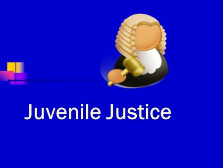 Juvenile Justice. YOU DECIDE In each scenario, decide whether the person should be tried as a juvenile or transferred to criminal court and tried as an.