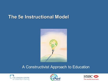 The 5e Instructional Model A Constructivist Approach to Education.