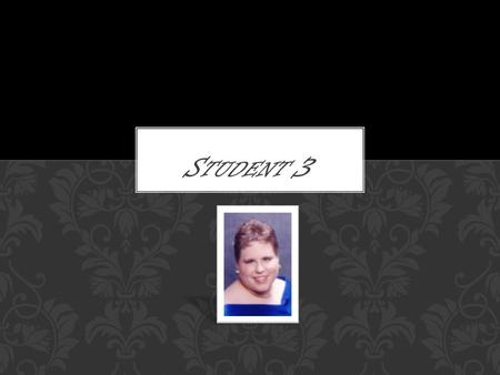 Brandy Leann Wiederhold  Born October 5, 1980  Columbus Ohio  Baby of the family WHO AM I.