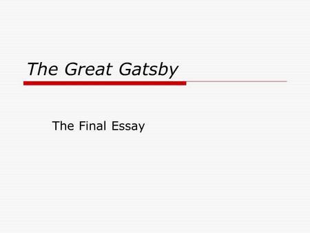 richard cory essay thesis
