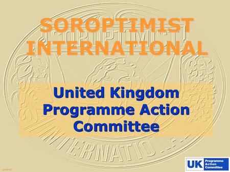 ©UKPAC SOROPTIMIST INTERNATIONAL. ©UKPAC Soroptimist International is the world's largest women's service organisation. You will find Soroptimists from.