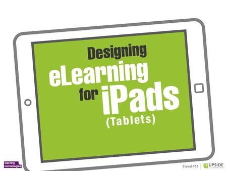 Stand #55. Overview iPads have emerged as a powerful tool for engaging students in curriculum-related tasks. The aim of this workshop is to demonstrate.