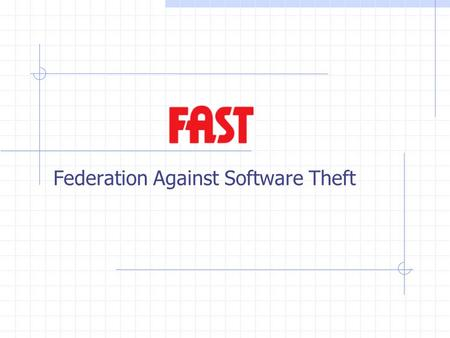 Federation Against Software Theft. What Is Copyright? What is copyright infringement? What are the penalties for copyright infringement? What is a trade.