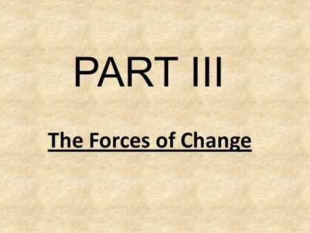 "PART III The Forces of Change. The ""Double V Campaign"" Your Task: Read one of the following, and answer the related questions Primary Source: The Pittsburgh."