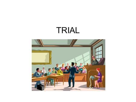 TRIAL. Expedited 2010, California Changes –Expedited Jury Trial Act –took effect January 1, 2011 –CCP Section 630.1 et. seq. –Trial completed in 1 day.