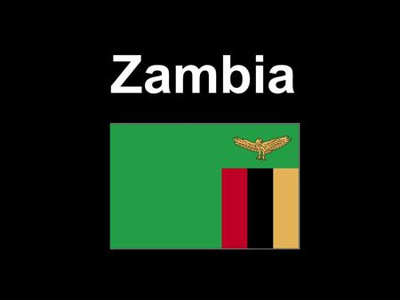 Zambia. Fast Facts capital: Lusaka population: 14,309,466 land area: 740,724 km elevation: 329 m - 2,301 m ethnic groups: African 98.7%; European 1.1%;