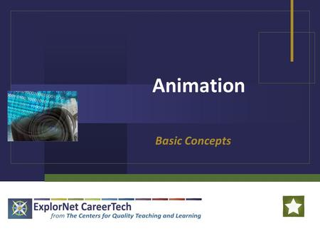 Animation Basic Concepts.