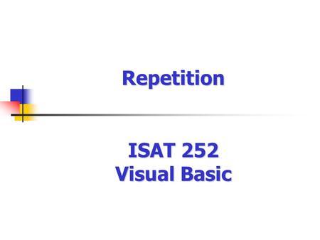 Do my visual basic homework