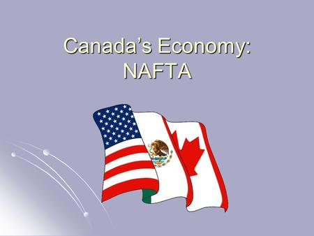 canada part of nafta Canada demands us end 'right to work' laws as part of nafta talks  according to a schedule of the talks obtained by the globe and mail one source familiar with the discussions said .