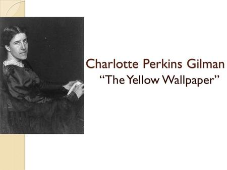 sparknotes the yellow wallpaper character list the yellow wallpaper study guide gradesaver