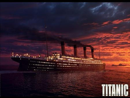 Who built the Titanic? Where was the Titanic built?