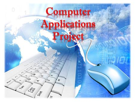 Objectives Students will identify the purposes of popular application software. Students will demonstrate fundamentals of using Windows XP, such as create,
