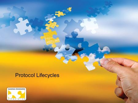 Protocol Lifecycles.  At their meeting in May, the GSA Board approved a new policy that establishes a well-defined three-year lifecycle for GSA protocols.
