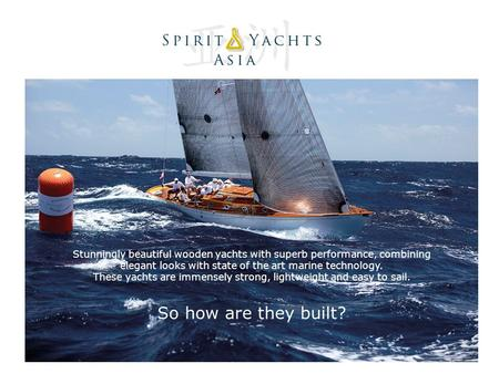 Stunningly beautiful wooden yachts with superb performance, combining elegant looks with state of the art marine technology. These yachts are immensely.
