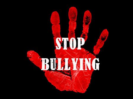 Why is that Video Important? Types of Bullying 1.Verbal 2. Physical 3. Cyber 4. Emotional.
