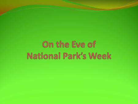 Why Americans pay to use National Parks? How much does the average visitor cost the National Park Service?