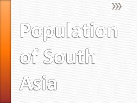 » Population pyramid—bar graph that shows percentage of males and females and age groups in a country. » What can you tell about a population from a population.