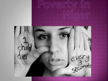  Poverty affects people were they have no work or not enough money for food and water.The conditions they live in are terrible. People starve because.