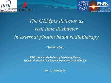 in external photon beam radiotherapy