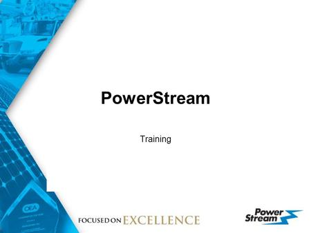 PowerStream Training. Apprentice Program Benefits Attitude shift – young workers are bringing a positive attitude and higher credentials to the table.