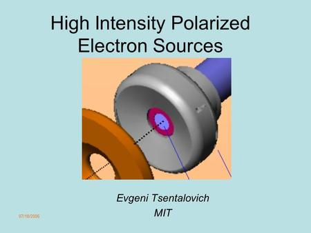 High Intensity Polarized Electron Sources