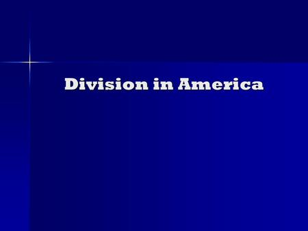 Division in America Division in America. 1965 By now, most men in the military were draftees – not volunteers More than 1.5 million men drafted for the.