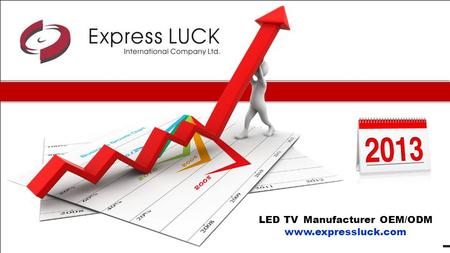LED TV Manufacturer OEM/ODM www.expressluck.com. Factory Panorama.