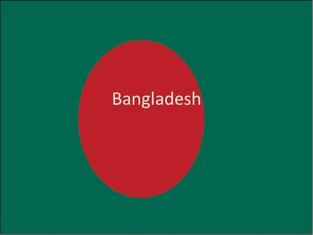 Bangladesh. Bangladesh is slightly smaller than the state of Wisconsin at 55,597 square miles. CAPITAL: DHAKA.