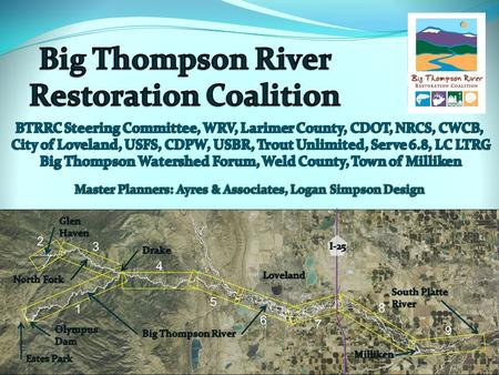 A Public, Private Partnership Fiscal Sponsor-Wildlands Restoration Volunteers Steering Committee, Fiscal Committee, Technical Advisory Committee, & Education.