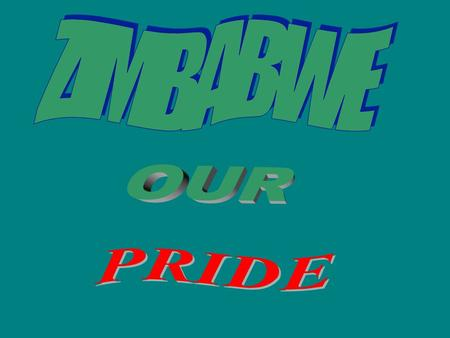 We are traveling to Zimbabwe Zimbabwe Airport.