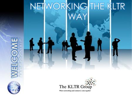  The KLTR Group is a community of executive-level professionals who serve their clients in a trusted advisory role and share the highest standards of.