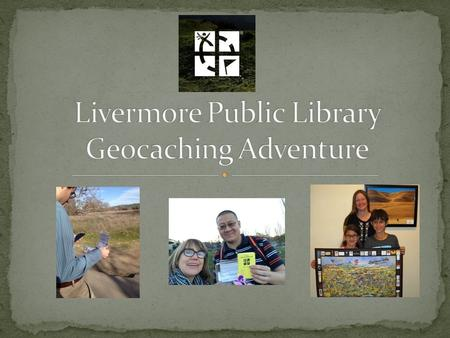 At it's core, it's a modern day treasure hunt – it's a game! A geocacher uses GPS coordinates and then attempts to find the geocache hidden at that location.