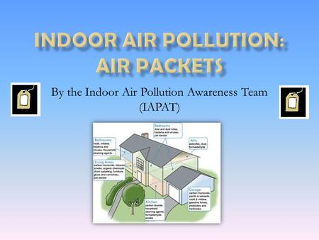By the Indoor Air Pollution Awareness Team (IAPAT)