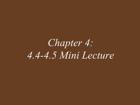 Chapter 4: 4.4-4.5 Mini Lecture. Concept 4.4 The Cytoskeleton Provides Strength and Movement The cytoskeleton: Supports and maintains cell shape Holds.