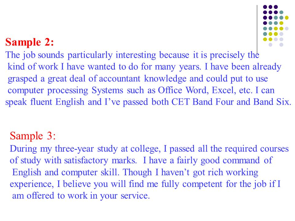 Ending Paragraph 1)I should be most grateful if you would give my application your favorable consideration.
