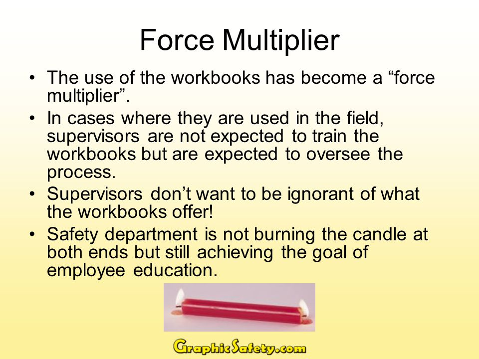 Evolution Employees trained in job-function training with safety built-in become more efficient workers who are less likely to make mistakes.