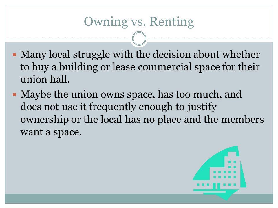 Ownership Advantages Cont.