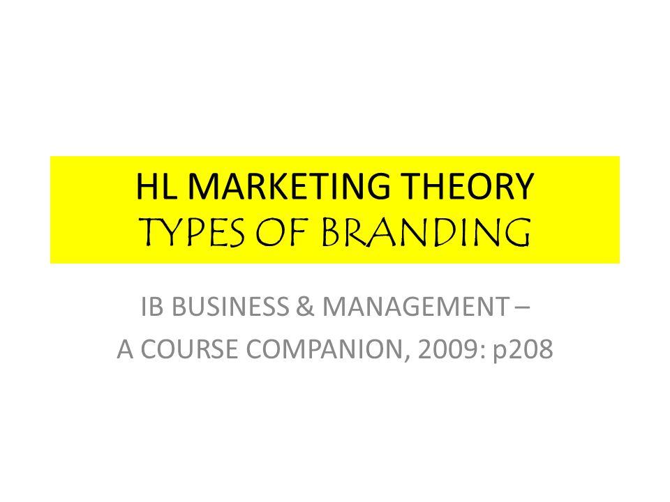 BRANDING STRATEGIES The following branding strategies can be identified:  Family Branding  Product Branding  Company Branding  Own-Label Branding  Manufacturers Brands