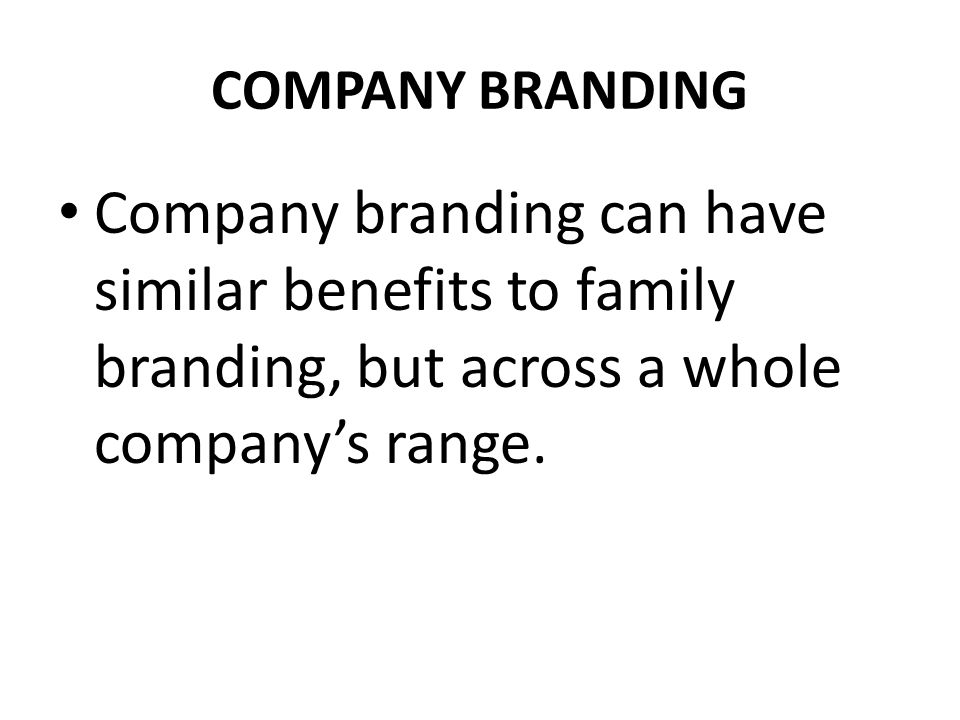 COMPANY BRANDING Virgin Group The Virign Group is a conglomerate that has a very large array of different products in different markets from finance to holidays to music and more.