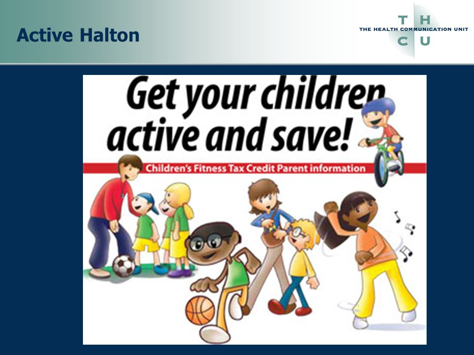 Regular email bulletins out to workplace health promoters to use as influential messages to decision makers regarding physical activity in the workplace