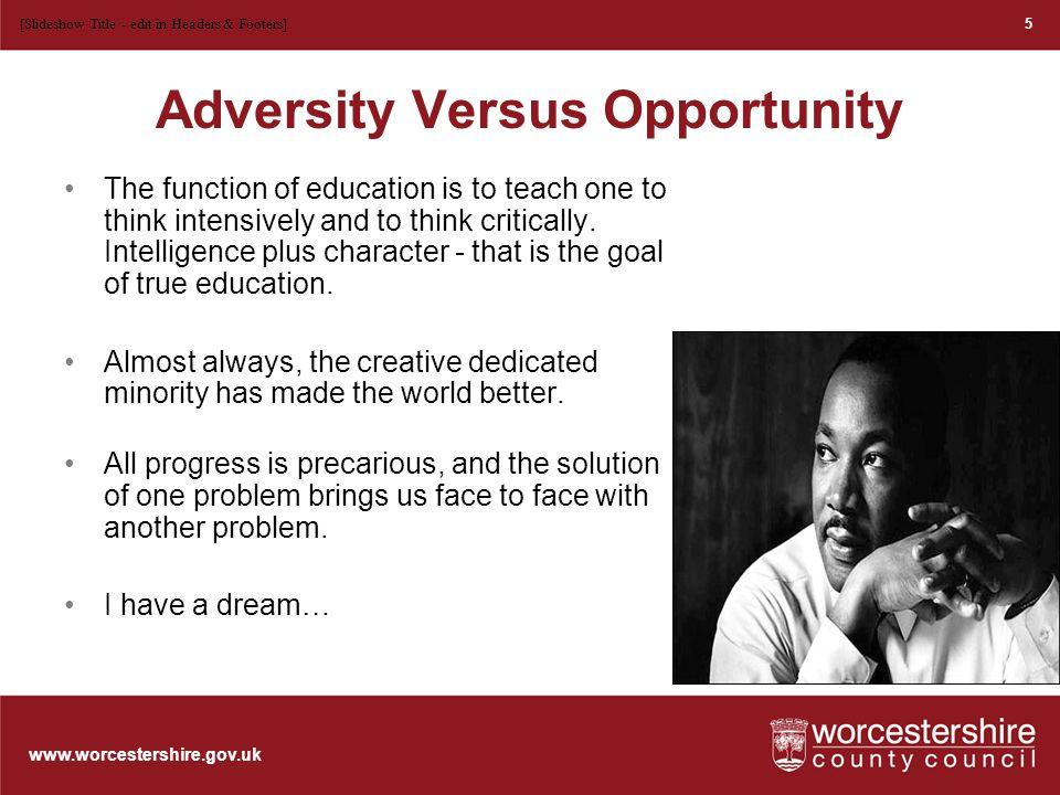 www.worcestershire.gov.uk Models of curriculum design 6 [Slideshow Title - edit in Headers & Footers]
