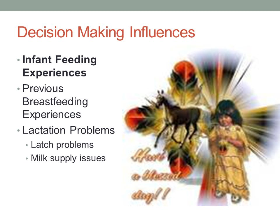 Decision Making Influences Psychological Influences