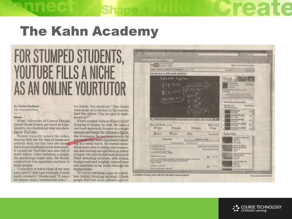 Salman Kahn: Brilliant, dedicated educator, and business executive.