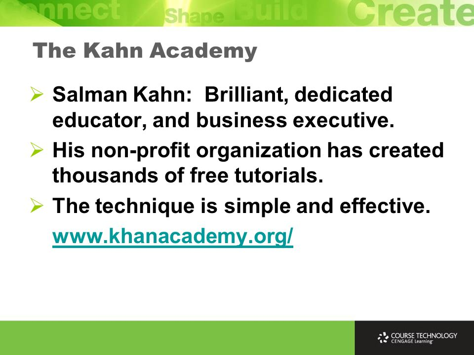 Self-paced tutorials for difficult topics Typical tasks with sample solutions Possible Solution