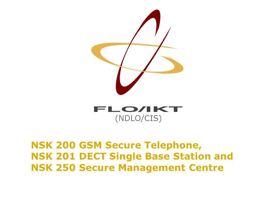 2 Why encrypted GSM phone.