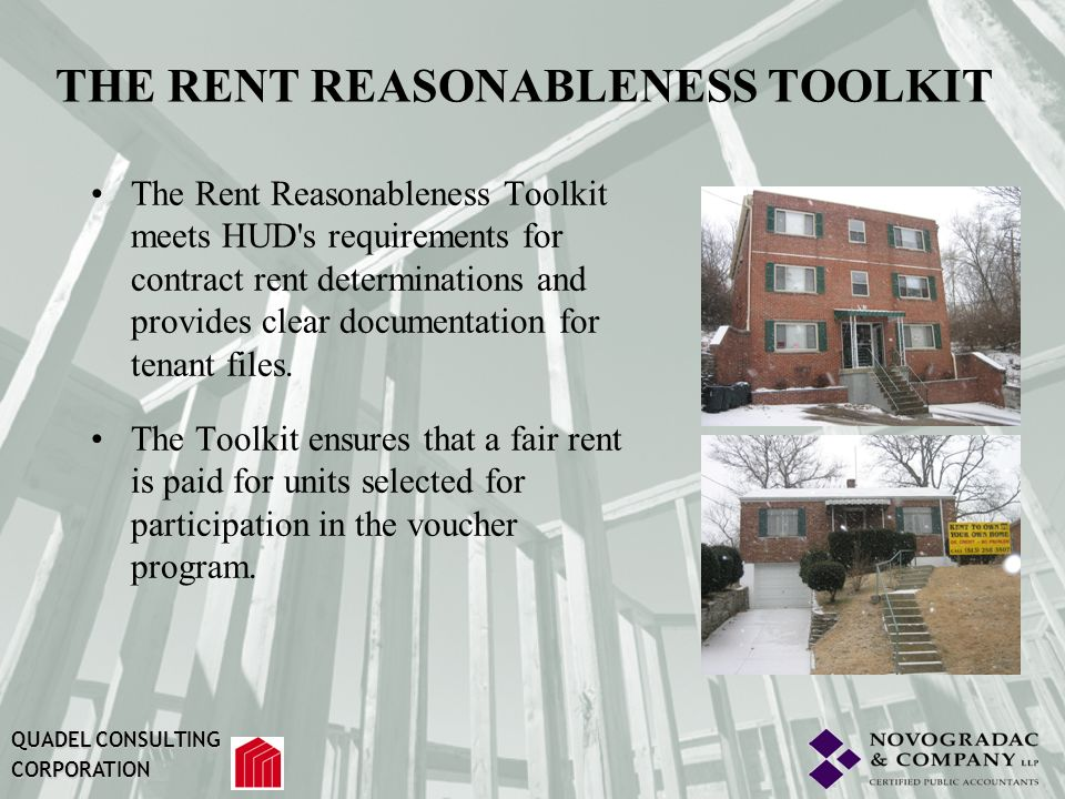 What is Rent Reasonableness.