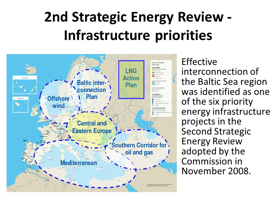 BEMIP start up and goals The Baltic Energy Market Interconnection Plan was launched at the initiative of Commission President Barroso at the 2008 autumn European Council.