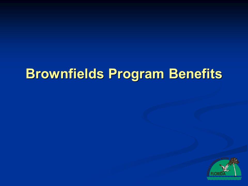 Brownfield Area Brownfield Area  Economic Incentives  Loan Guaranties